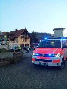 EB18 – 2016 Führungsgruppe Wohnungsbrand Tannenkirch