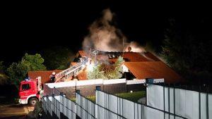 EB 38 / 2 – 2016 Wohnhausbrand Tannenkirch