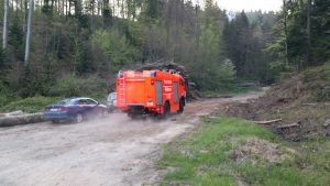 EB 13 – 2017 Führungsgruppe Waldbrand Kandern