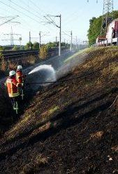 EB 37 – 2016 Flächenbrand an der Bahn