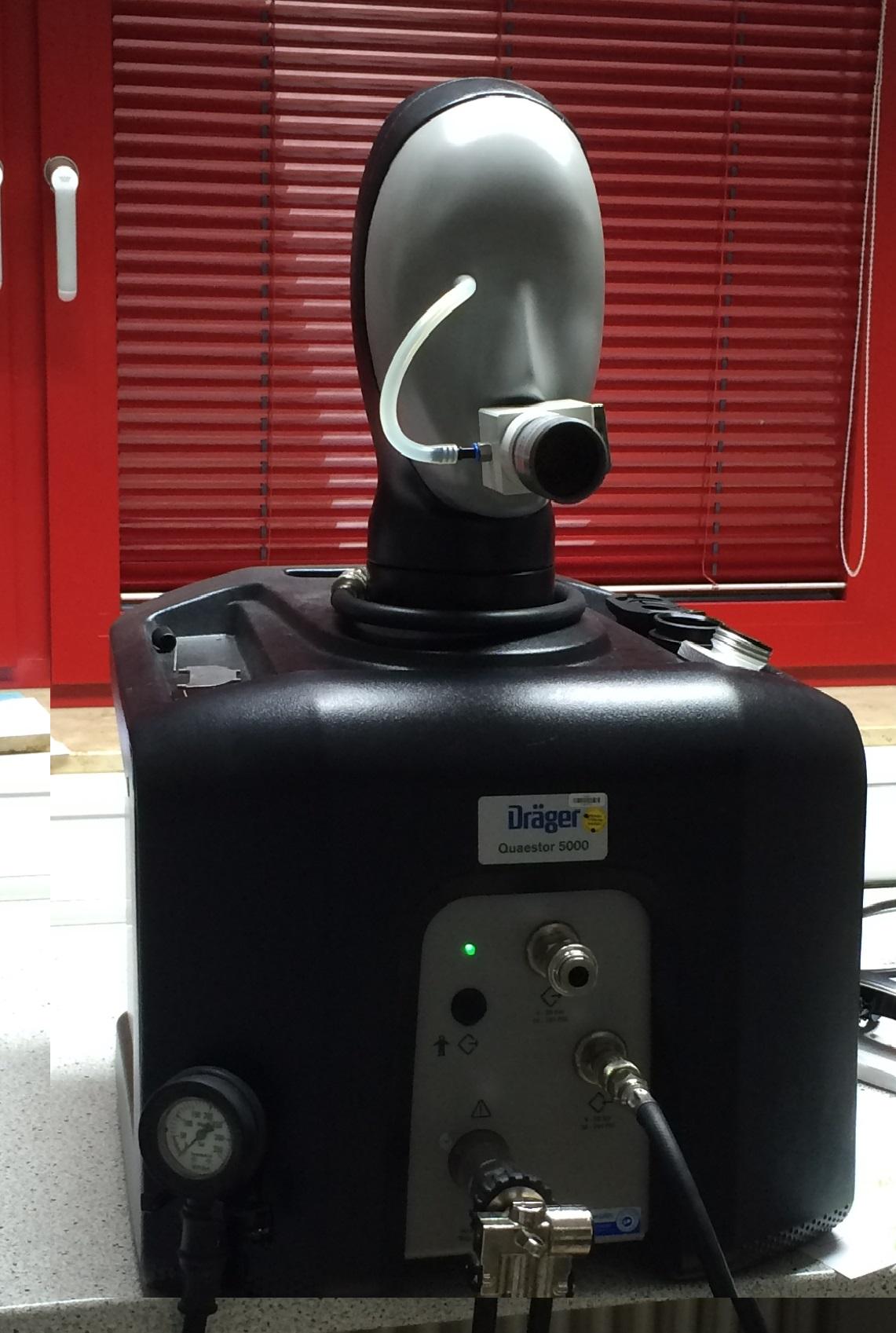 Prüfgerät Questor 5000