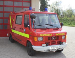TSF 2/47 Tragkraftspritzenfahrzeug in Hertingen