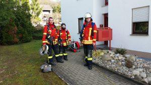 EB 08 – 2017 Wohnungsbrand in Bad Bellingen