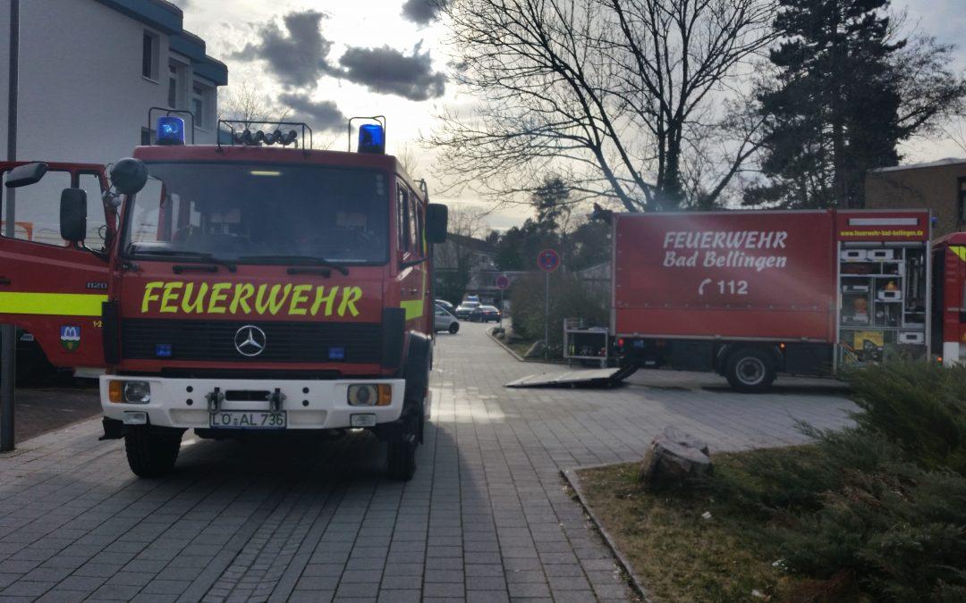 EB 13 – 2018 Wohnungsbrand Bad Bellingen