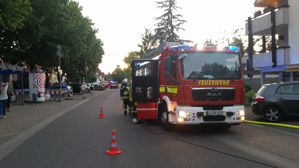 EB 33 – 2018 Wohnungsbrand Bad Bellingen