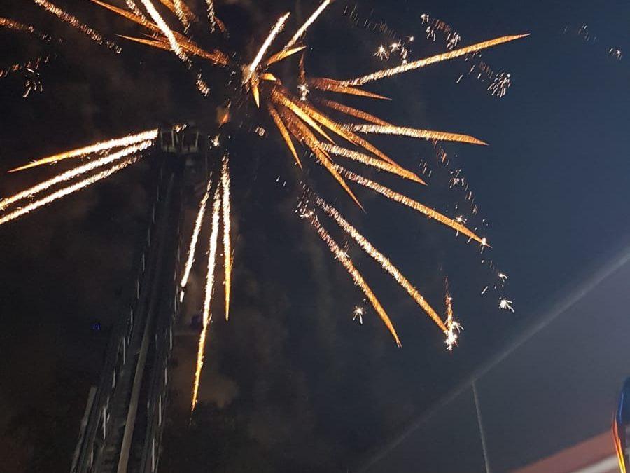 EB 46 – 2018 Brandsicherheitswachdienst Lichterfest