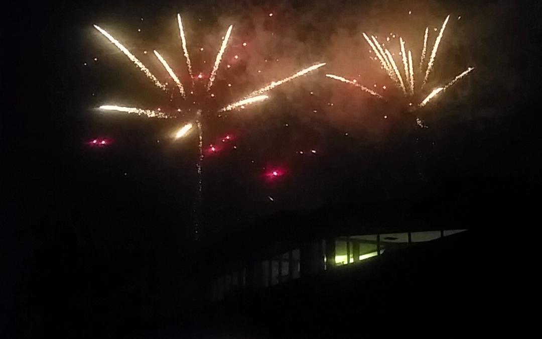 EB 28 – 2019 Brandsicherheitswachdienst Lichterfest