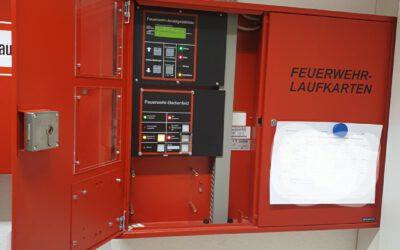 EB 40 – 2021 Brandmeldeanlage hat ausgelöst. Bad Bellingen